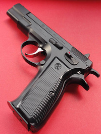 KSC Cz75 2nd SYSTEM7 その1
