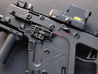 ホロサイト EOTech 551 レンズキャップ取り付け