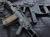 KWA KRISS VECTOR その5