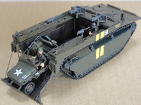DRAGON 1/72 LVT-4 Water Buffalo