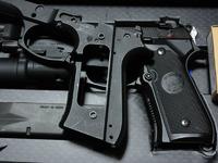マルイ M9A1 パーツ移植検証
