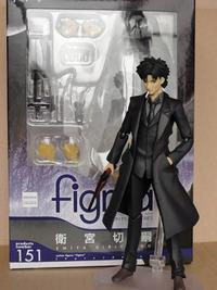 figma Fate/Zero 衛宮切嗣