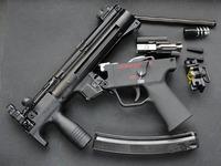 VFC/Umarex H&K MP5K GBB その2