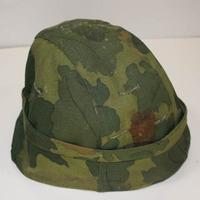 ミッチェルパターンヘルメットカバー