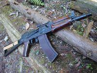VFC製AKS-74Uをプチ改造。