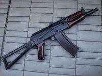 イノカツ製AKS-74U&イズマシュ製74Uハンドガード到着