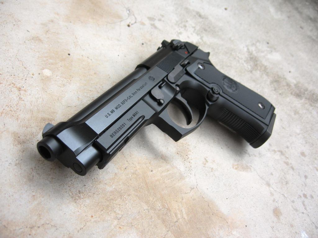 Top Gun:東京マルイ M9A1