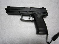 フィクスド メイン銃  ソーコム MK23