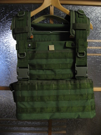 WEESATCH CHEST RIG (幅狭) OD