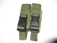 DOUBLE PISTOL MAG POUCH  hsg
