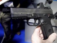 FNX-45 Tactical Sp
