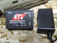 ET1リポ充電器