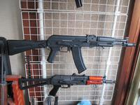 D-boys AKの改装