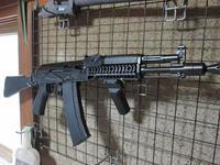 D-boys AKの改装 その6