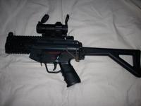 マルゼン MP5Kチャージャーのホップ