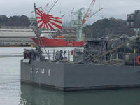 海上自衛隊艦艇見学レポート in 舞鶴基地(京都府):2015年4月5日
