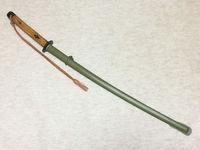 PKミリタリア製 複製 / レプリカ: 日本軍 九五式軍刀 末期型(海外製偽物改造品)