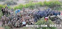 【WWIIイベント動画】Weltkrieg=ヒスサバ合流戦