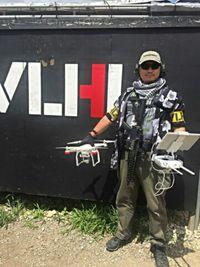 UAV 投入計画(撮影練習)