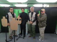 IDPA練習会でした