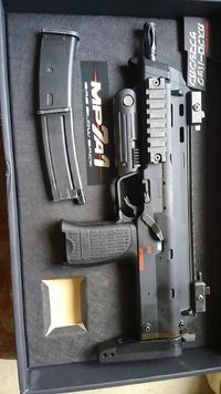 MP7ガスブロは結局ノーマルに戻してしまい・・・