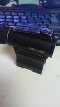 HOLOSUN HS503GUが壊れました 永久保証って無いのが実情かな?