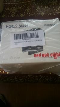 HOLOSUN HS503GU保証交換品が届きましたが……