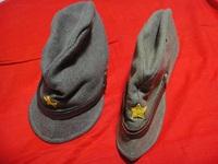 旧日本軍 兵・下士官用戦闘帽 略帽 昭和初期ものと後期もの