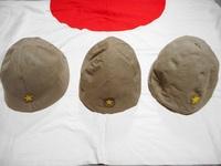 旧日本軍 90式鉄帽用 実物 鉄帽覆い 入手!?