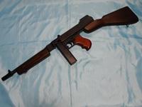 久々の箱出し! MGC トンプソン M1928 古いモデルガン