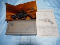 HWS S&W M19 2.5インチ HW モデルガン 実銃用元箱 貴重品になりました。