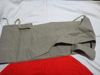 旧日本軍 背負い袋  米袋  非常時用に 意外と使えれると思います!