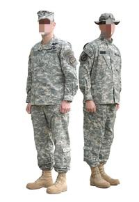 米陸軍の服の種類について