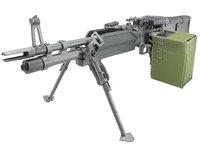求む。軽機関銃(LMG)系