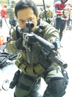 BSAA in  コミックマーケット