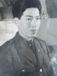 祖父は軍属だったらしい……。