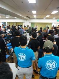 JSC開会式中