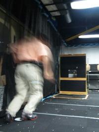 ATPFの練習