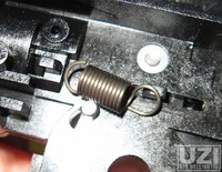 マルイ電動UZIについて その25 内部構造12
