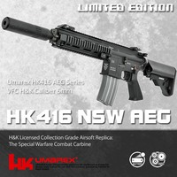 HK416 NSW LimitedEdition 好評発売中