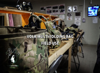 FIELD USE / MULTI FOLDING BAG