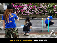 VOLK NYPD ニューリリース