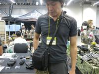 田村装備開発代表の 2WAY SLING 利用例