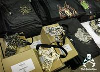 VOLK の商品出荷