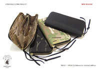 VOLK NALU LONG WALLET 販売開始 !