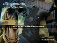 GLOCK CUSTOM PARTS / OCT × VTG Collaboration