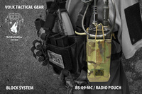 VOLK BS-09-MC / RADIO POUCH