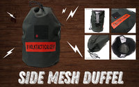 SIDE MESH DUFFEL販売開始!