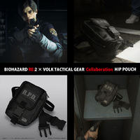 BIOHAZARD RE:2 × VOLK TACTICAL GEAR