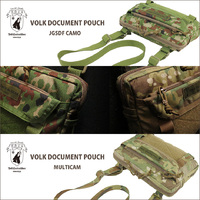 VOLK DOCUMENT POUCH 再販 !